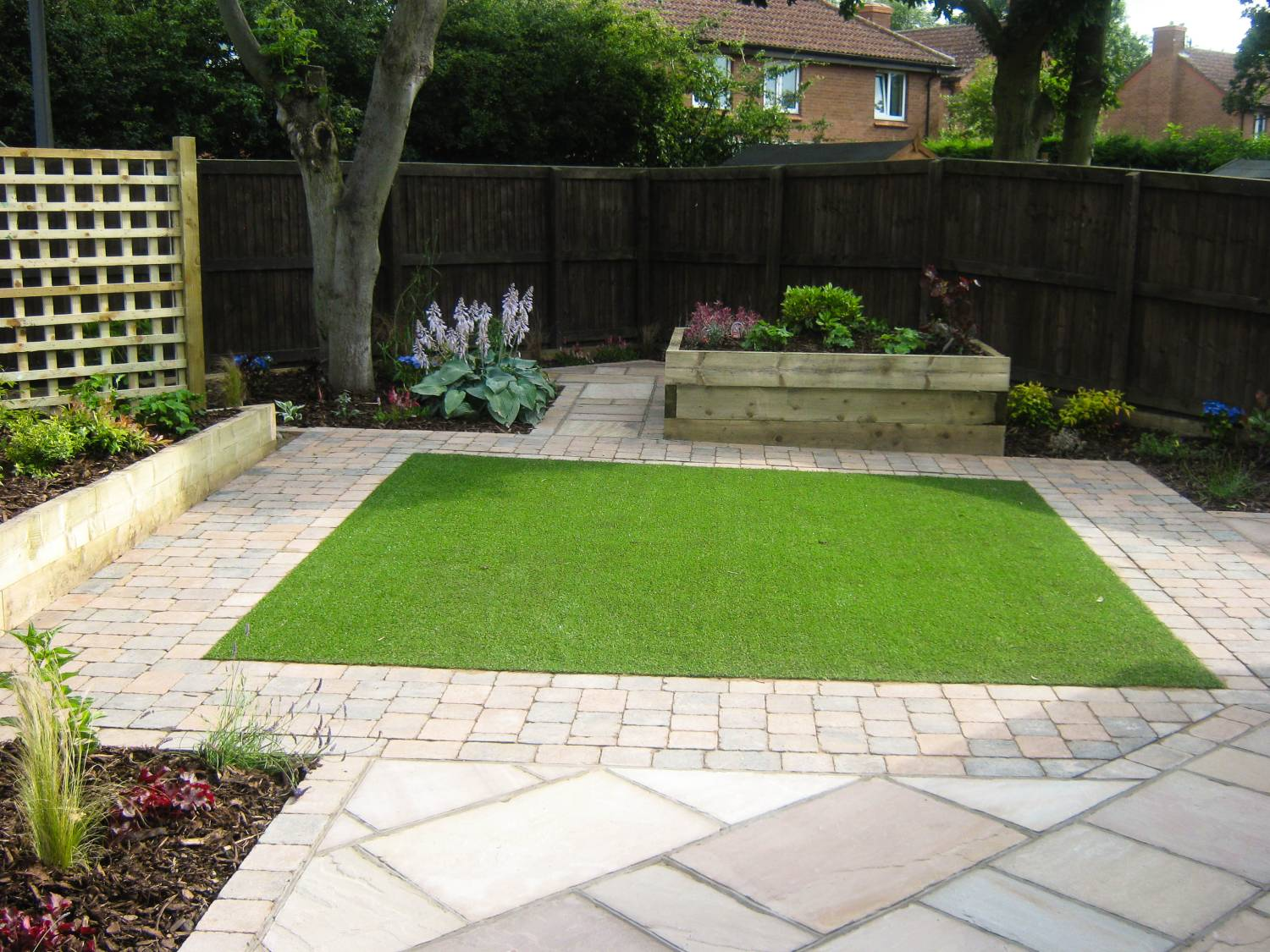 Turfing service in york yorskapes for Garden design york uk